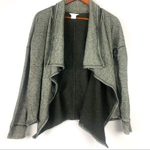 2 for 25 Joe Fresh Cardigan grey flowy M